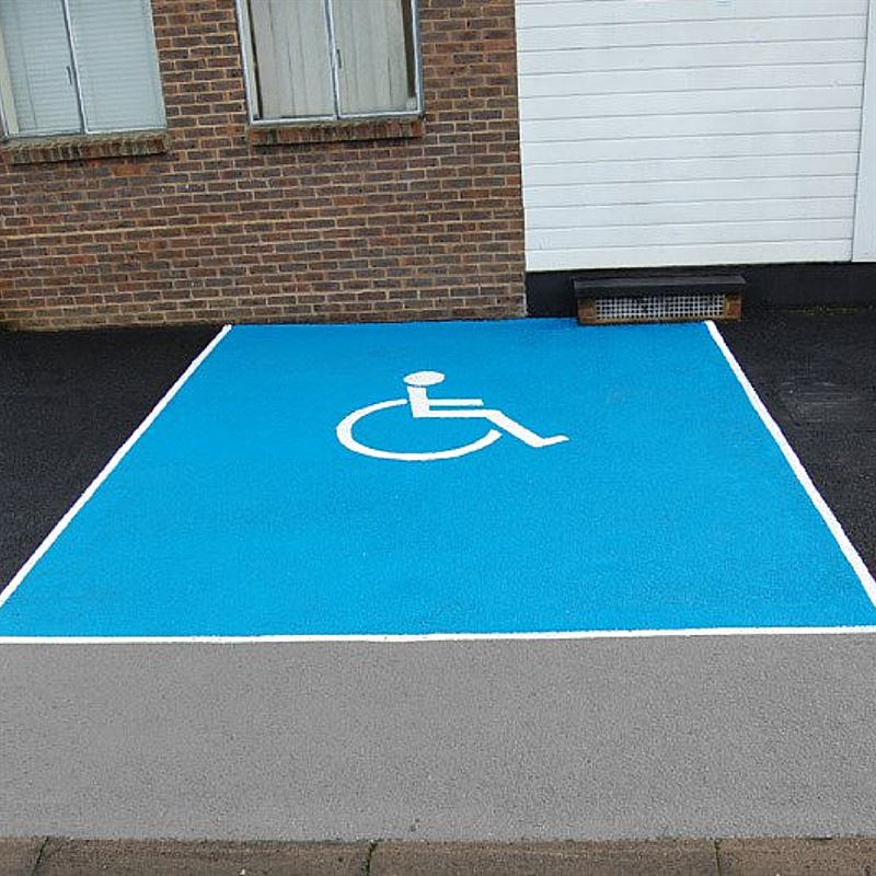 Car Park & Garage Paint